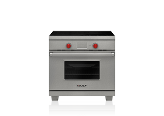 "Wolf 36"" Professional Induction Range IR365PE/S/PH"