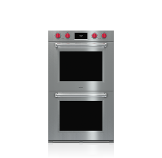 "Wolf 30"" M Series Professional Built-In Double Oven DO30PM/S/PH"