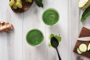 Green Goodness Juice