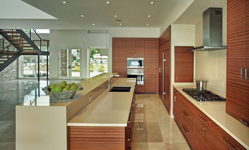 Hutcheon Johnson Residence Sub Zero Wolf And Cove Kitchens