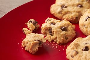 Chocolate Chip Cookies with Convection Steam Oven