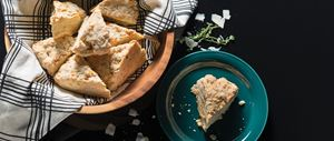 Herb And Cheese Scones