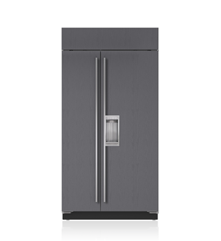 "Sub-Zero 42"" Built-In Side-by-Side Refrigerator/Freezer with Dispenser - Panel Ready BI-42SD/O"
