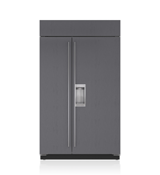 "Sub-Zero 48"" Built-In Side-by-Side Refrigerator/Freezer with Dispenser - Panel Ready BI-48SD/O"