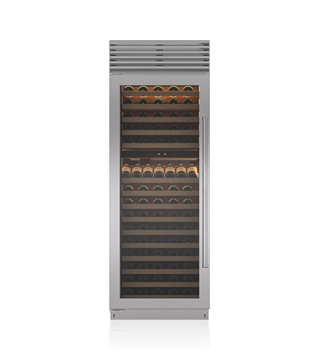 "Sub-Zero 30"" Built-In Column Wine Storage BW-30/S"