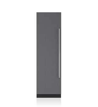"Sub-Zero 24"" Integrated Column Refrigerator/Freezer with ice maker – Panel Ready IC-24CI"