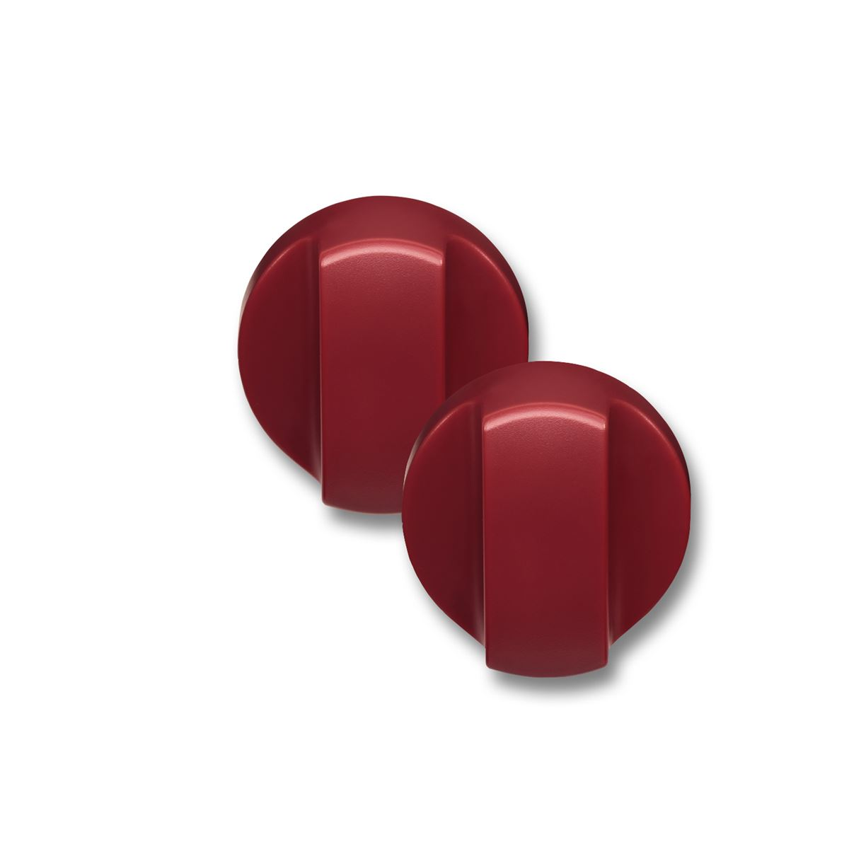 Countertop Oven Knobs Red