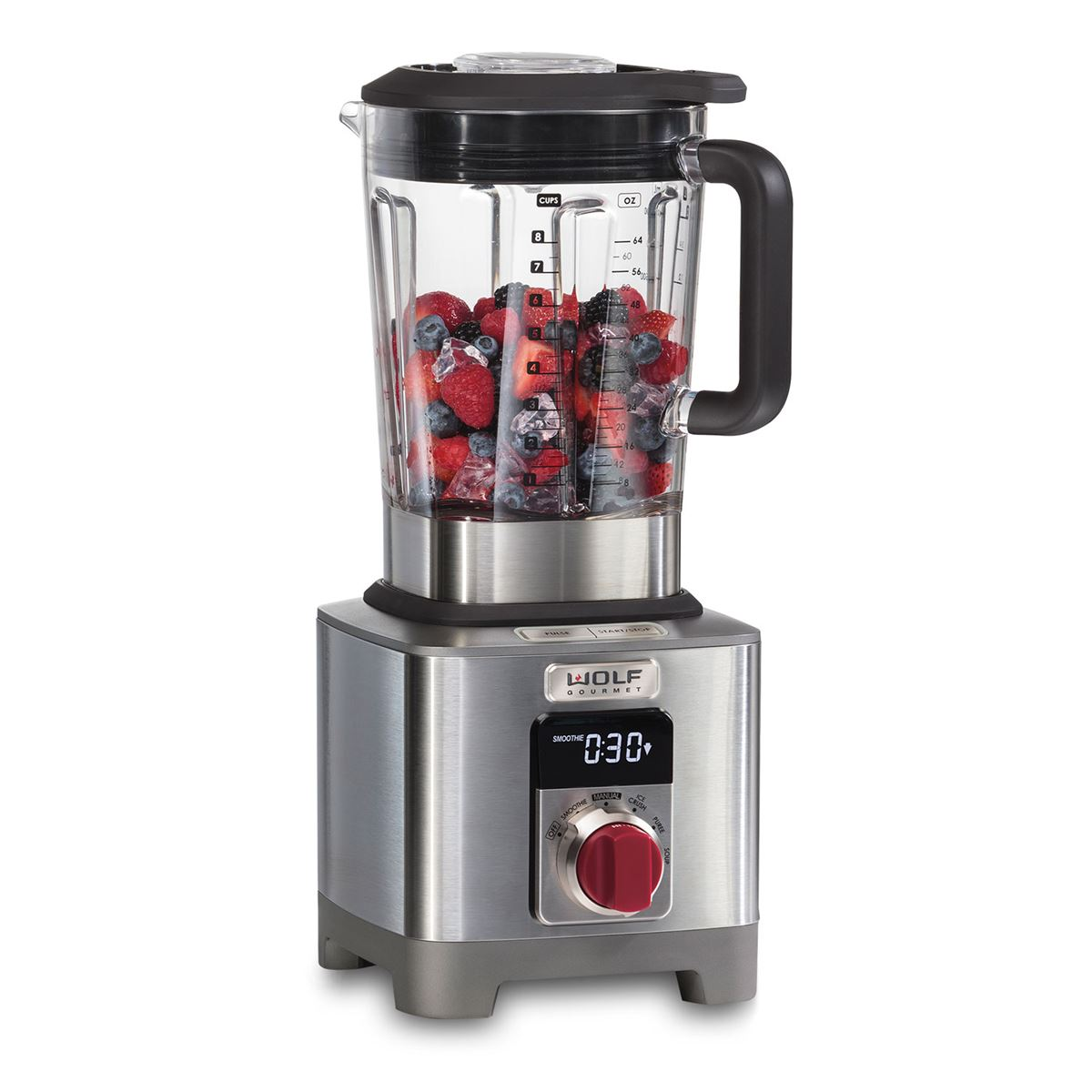 High Performance Blender Wolf Gourmet Countertop