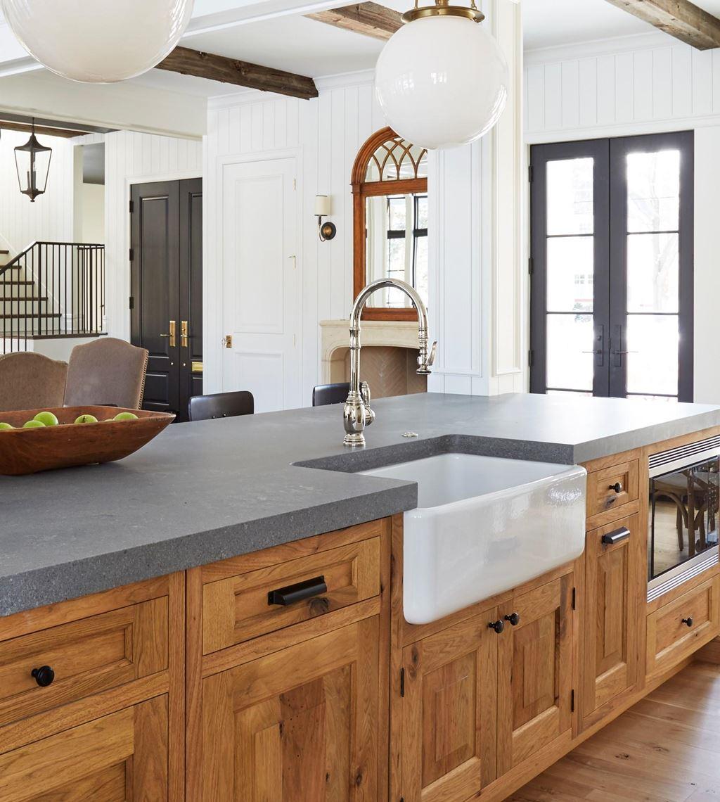 Forest Kitchen Sub Zero Wolf Et Cove Kitchens