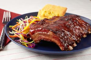Low and Slow Oven Roasted Ribs